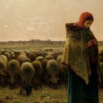 LA BERGÈRE (poème par Stéphane)