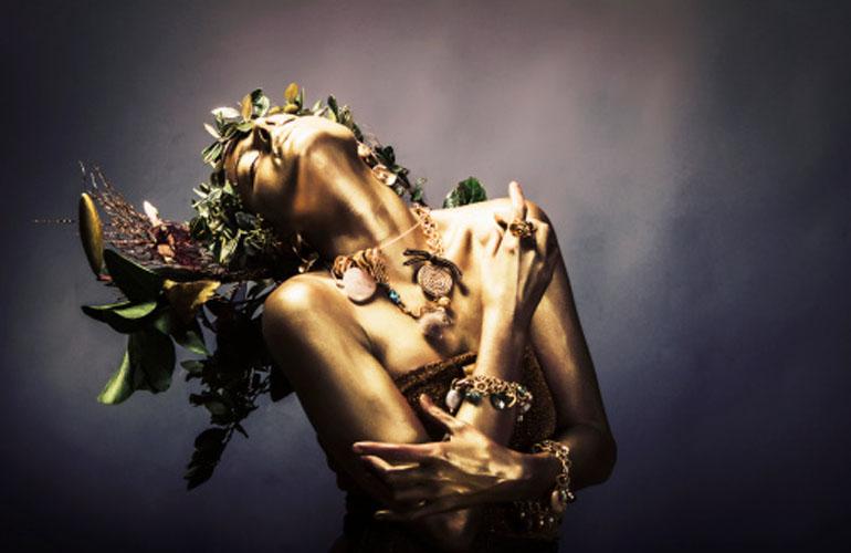 La fille des dieux (par Laskazas)