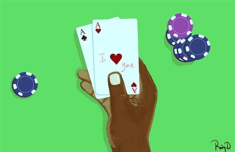 Poker (par Laskazas)