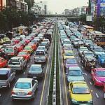 Embouteillages (par M.C Agnini)