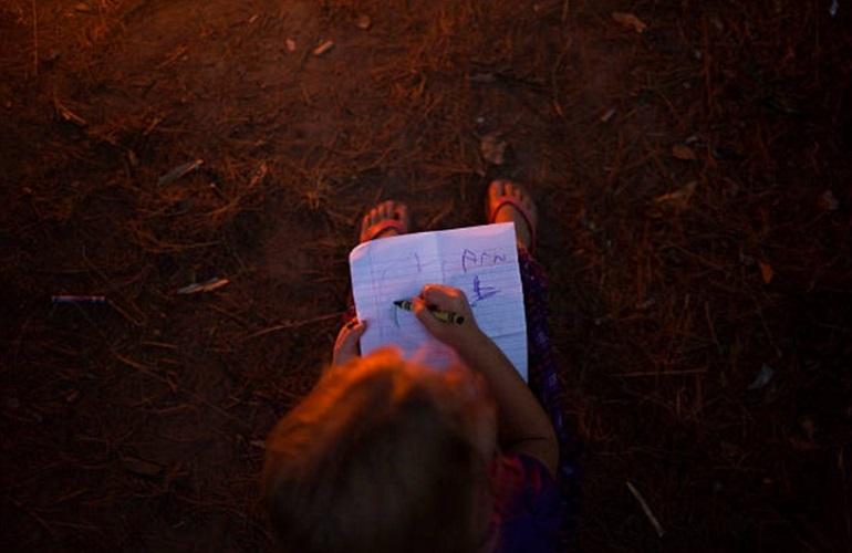 Le sombre poète (par ERIC DOHOU )